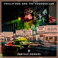 Earthly Powers (Deluxe Edition mit Bonusalbum) 2018 | Doppel-CD