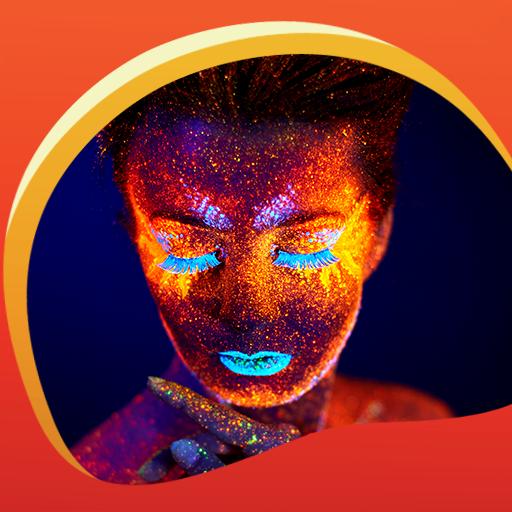 Imágenes en vivo de Glowing