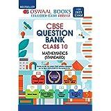 Oswaal CBSE Question Bank Class 10, Mathematics Standard (For 2021 Exam)