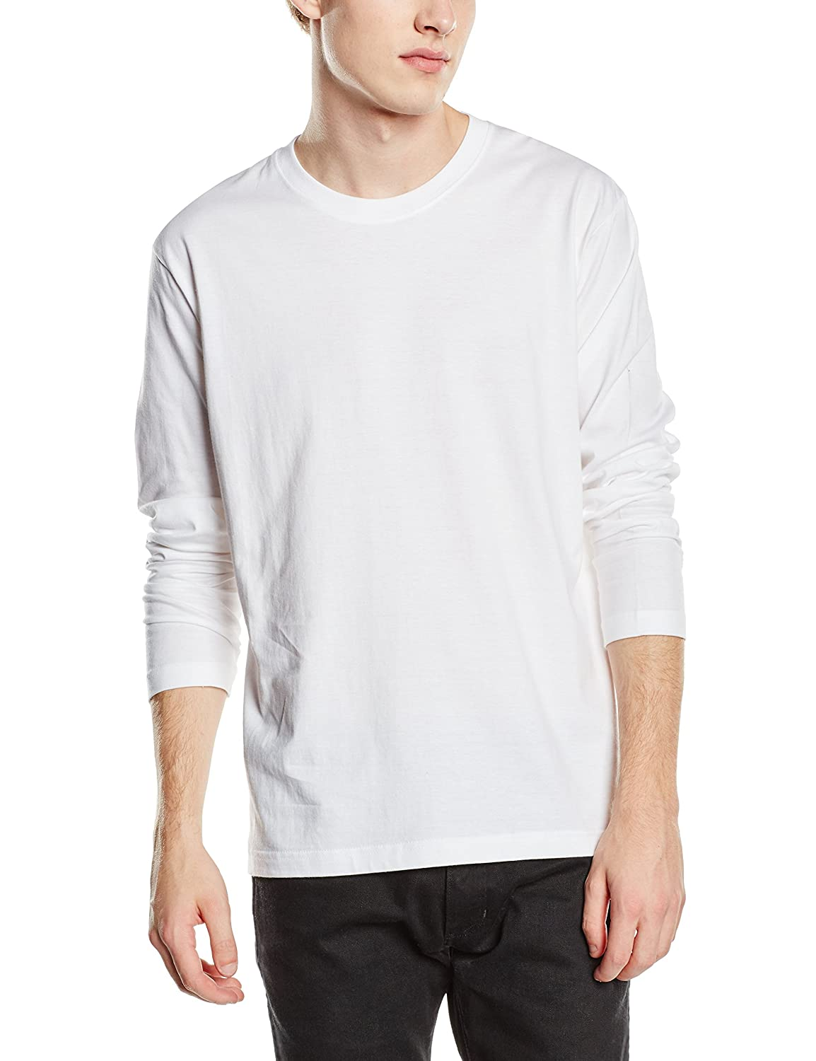 Stedman Apparel Herren T-Shirt Comfort-t Long Sleeve/st2130: Amazon.de:  Bekleidung