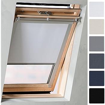 Sol royal tenda a rullo oscurante per finestre velux solreflect d12 effetto termico isolante - Isolante per finestre ...