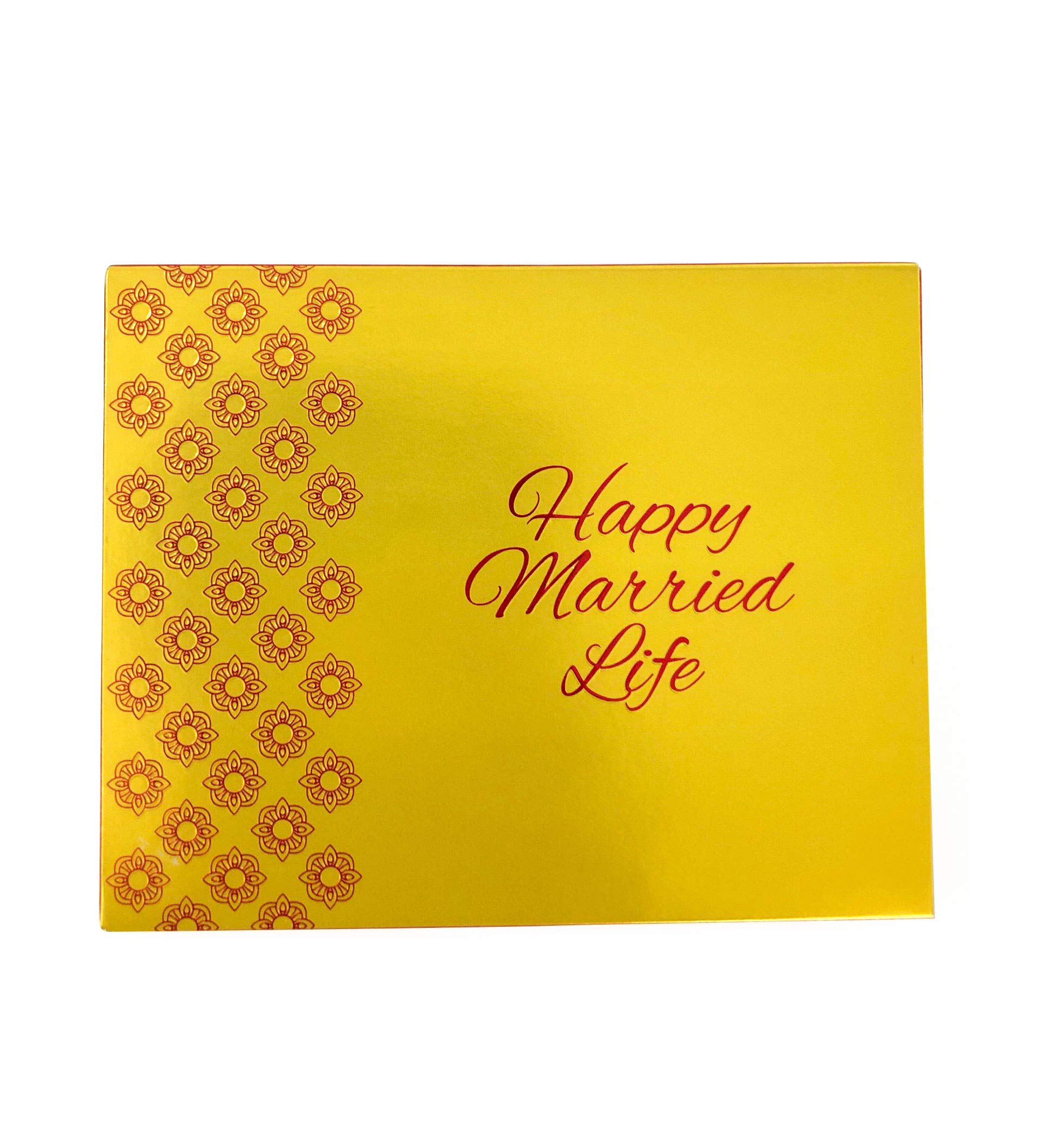 Happy Married life Gift Box