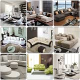 Modern Sofa Designs For Drawing Room