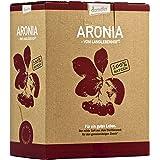 """Bio/Demeter Aroniasaft vom Langlebenhof""""DER MILDE"""", 3 Liter (Bag-in-Box), 100% Direktsaft, ohne Zusätze, Antioxidantien, OPC"""