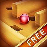 Tilt Wood Labyrinth : Bruder und Schwester Agilität Puzzle-Spiel Nacht - kostenlos
