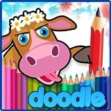 Doodle Draw - Free Kids Drawing Game - Free Art Paintbox