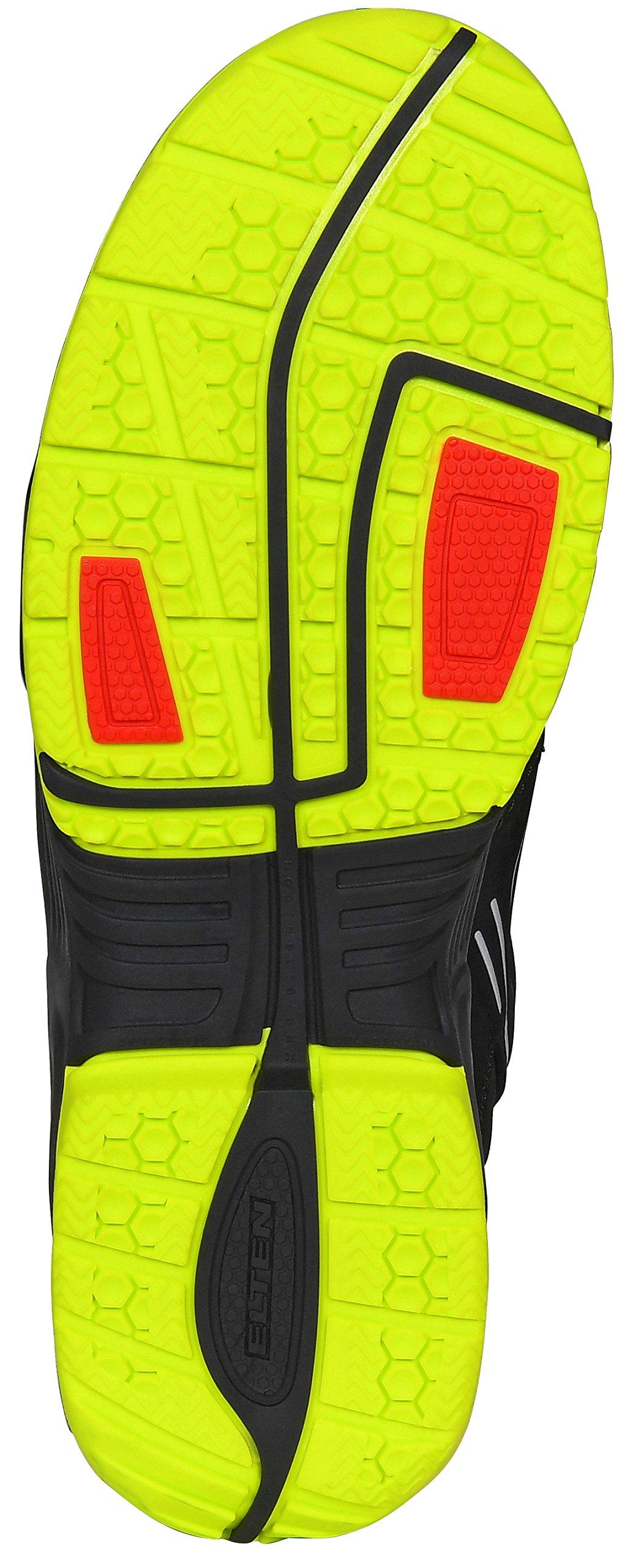 ELTEN Sicherheitsschuhe AMBITION BOA Low ESD S2, Herren, sportlich, leicht, schwarz, Stahlkappe, BOA-Schnellverschluss…