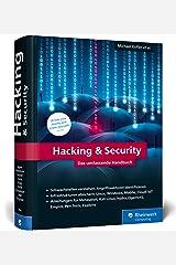 Hacking & Security: Das umfassende Handbuch Gebundene Ausgabe