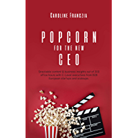 Popcorn for the new CEO (English Edition)
