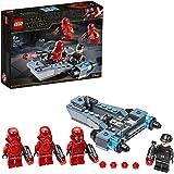 LEGO Star Wars Battle Pack Sith Troopers, Playset con Speeder da Battaglia, Collezione L'Ascesa di Skywalker, 75266