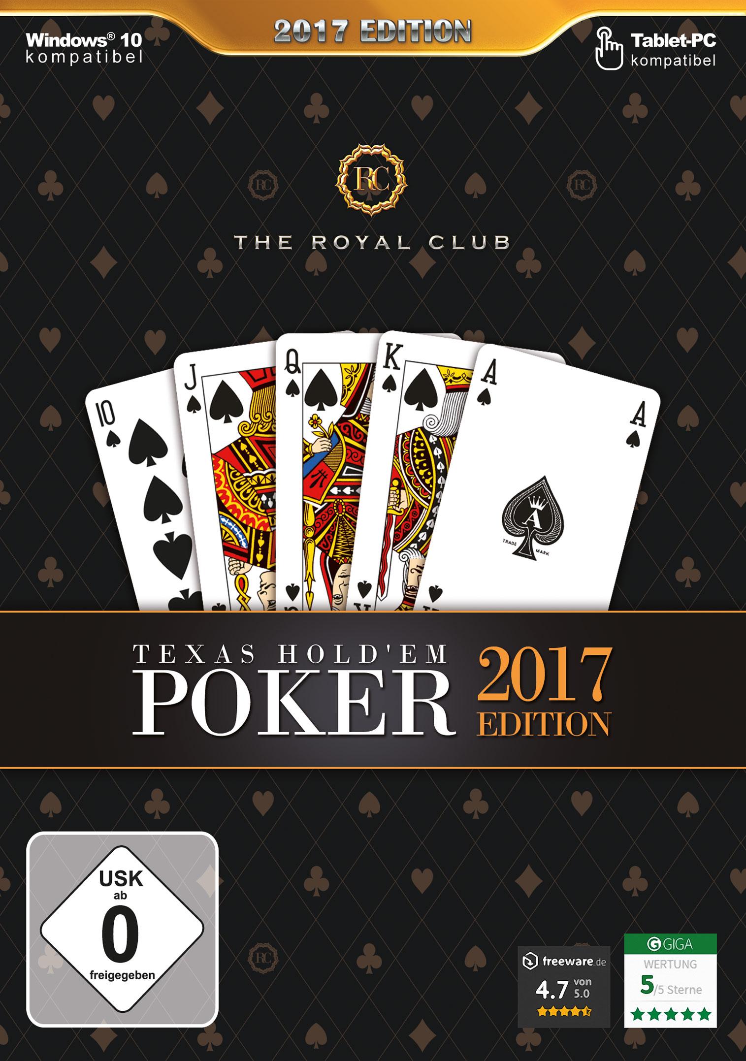 The Royal Club Poker 2017 [PC Download]