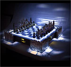 Batman - Gioco di scacchi - Figure tratte dal film - Figure in stagno