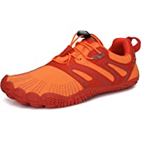 SAGUARO Unisex Barefoot Shoes Trail Trainers Lightweight Breathable Minimal Shoes Barefoot Walking Shoes
