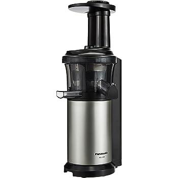 Panasonic MJ-L500 150-Watt Cold Press Slow Juicer (Silver)