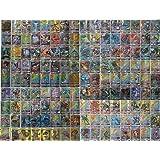 Blesser Pokemon kaarten, Pokemon GX verzamelkaarten, 120 stuks Pokémonkaarten met 109 GX Pokémonkaarten en 11 trainers Pokemo