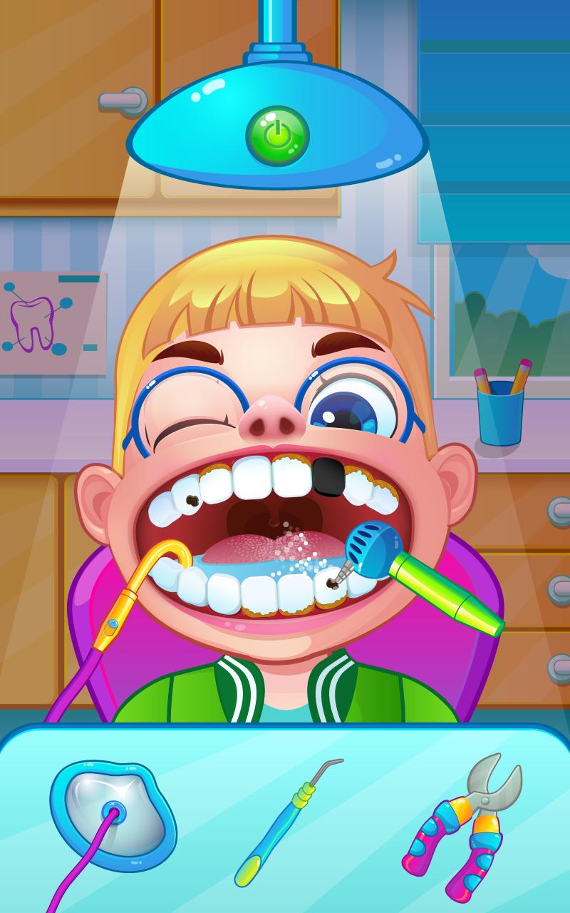 Zahnarzt Spiel