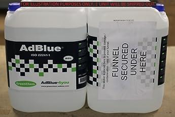 GreenChem Adblue 20l con beccuccio