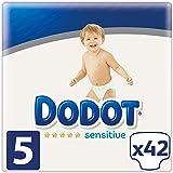 DODOT - Sensitive Babyluier maat 5 - 42 Stuks