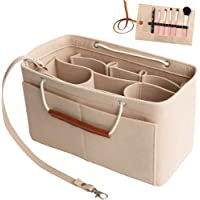 Yoillione Damen Taschenorganizer XL Innentaschen für Handtaschen Einsatz, Tasche in der Tasche Organizer Filz…