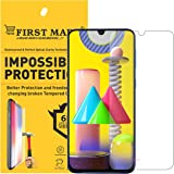FIRST MART - A BRAND WORTH REMEMBERING Screen Protector Tempered Glass for Samsung Galaxy M31 / M30s / M21 / F41 - Matte Impo