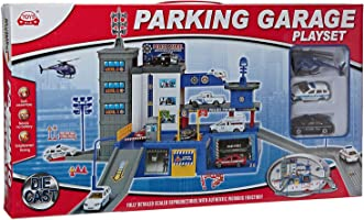 Car Racetracks For Boys 3 Years & Above,Multi color