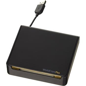 PenPower WorldCard Pro Scanner De Cartes Visite Mac Win EU