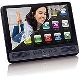 Lenco TDV-1000 10-Zoll-Tablet - DVD - WIFI - USB - SD - Schwarz