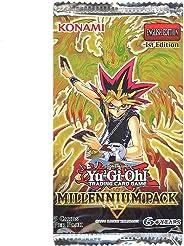 Konami YuGiOh Millennium Pack Booster Pack