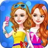 Ma Parfait Selfie Influentisseur Sociale - Un jeu amusant pour les enfants à cliquer sur des photos, profiter et devenir célèbre sur Internet!