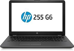 HP 255 G6, Notebook 15.6 pollici, APU AMD E2-9000e, RAM 4GB, HDD 500 GB, 1366x768, Senza sistema operativo, Nero...