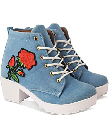 ba14c589390 Boots For Women: Buy Womens Boots online at best prices in India ...