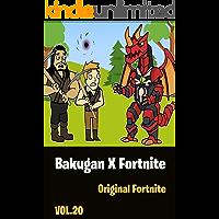 Bakugan X Fortnite | The Squad: Funny Story-Comics Vol 20 (English Edition)