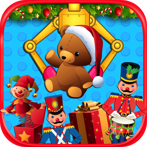 Christmas Prize Claw - Kids Toy & Candy Crane Games FREE