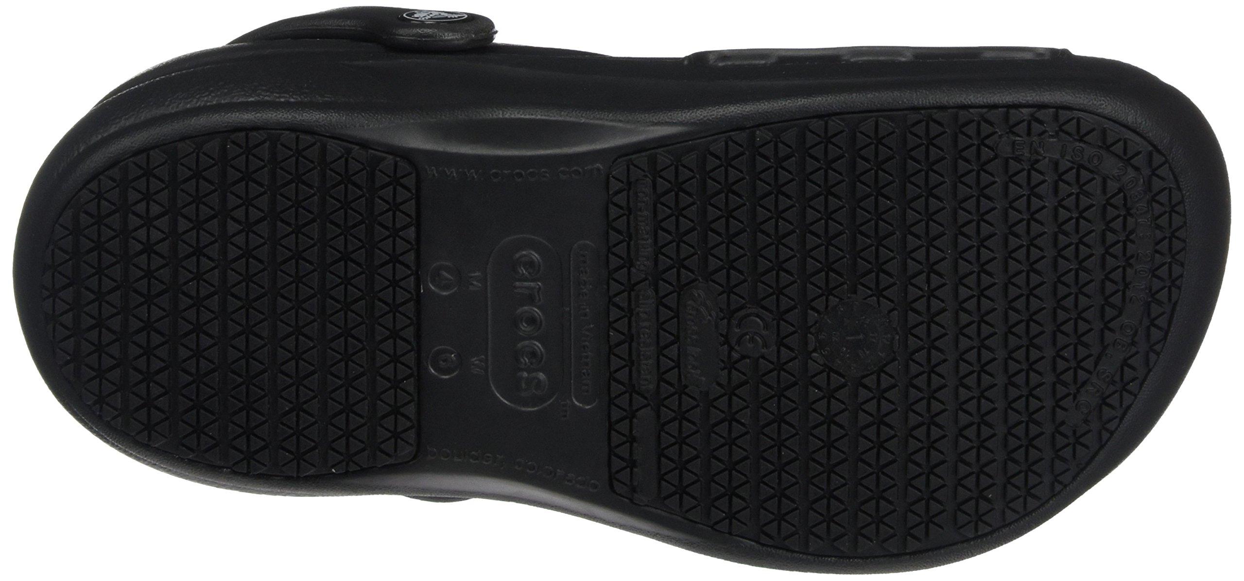 Crocs Bistro Graphic Clog, Unisex Adulto Zueco, Multicolor (Black/Multi), 36-37 EU