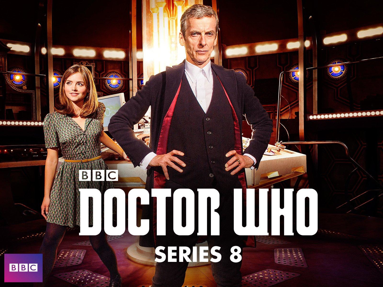 Dr Who Season 8