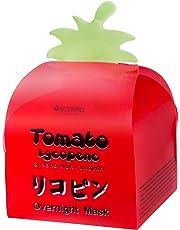 Scentio Tomato Lycopene & Nano Multi Vitamin Overnight Mask, 50 ml