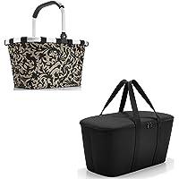 Schönes reisenthel Einkaufsset 2tlg. Bestehend aus reisenthel carrybag/Einkaufskorb und reisenthel coolerbag/Kühltasche…