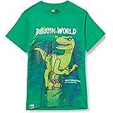 LEGO MW-T-Shirt Jurassic World Camiseta para Niños