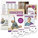 YOGALETICS: Premium Edition. Das 9-Wochen-Workout speziell für Anfänger. Mehr Kraft, Ausdauer und Beweglichkeit durch…