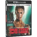 Tomb Raider 4k Uhd [Blu-ray]