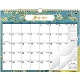 Amazon Brand - Eono 2021-2022 Wall Calendar, 18 Months Family Calendar from July 2021 - Dec 2022, 14.8'' x 11.5'', Perfect fo
