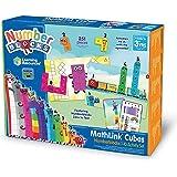Learning Resources Set de Actividades con Numberblocks Cubos MathLink del 1 al 10, Aprendizaje de matemáticas para Edades tem