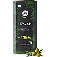 Marchio Amazon - Happy Belly Select - Olio extravergine di oliva greco, biologico, 5 litri