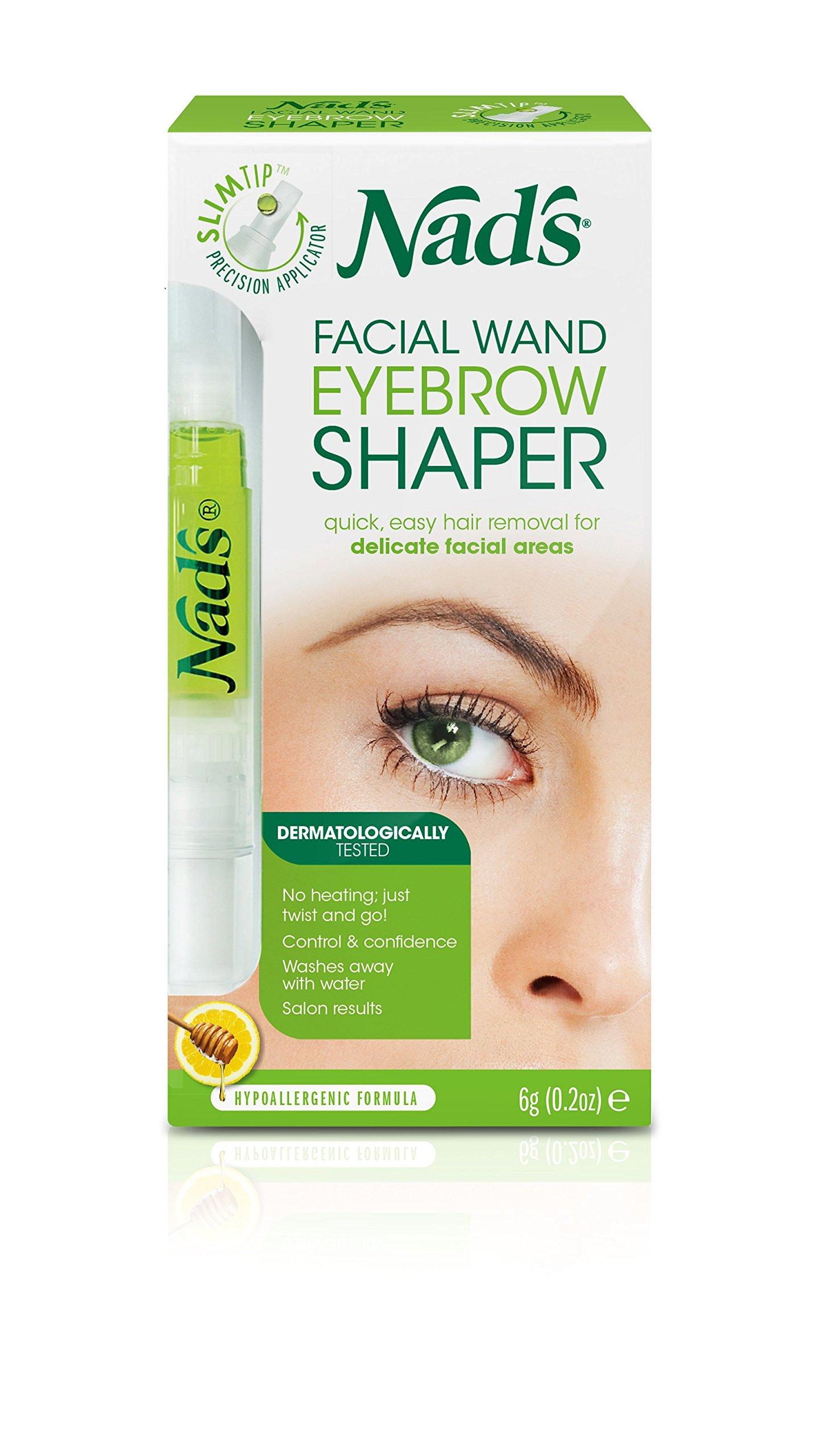 Nads Facial Wand Eyebrow Shaper 6g