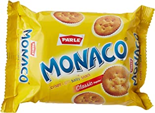 Parle Monaco Biscuit, Classic, 75.4g