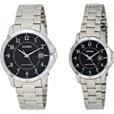 Casio Casual Watch Analog Display Japanese Quartz - Mtp/Ltp-V004D-1B, For Unisex