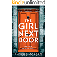 The Girl Next Door: One of the most gripping and twisty psychological thrillers of 2019 that you don't want to miss!
