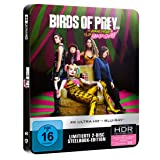 Birds of Prey: The Emancipation of Harley Quinn (Steelbook) (+ Blu-ray) [4K Blu-ray]