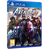 Marvel's Avengers - Playstation 4 (Edición Exclusiva Amazon)