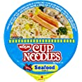 Nissin Cup Noodles Seafood - 60 Gm